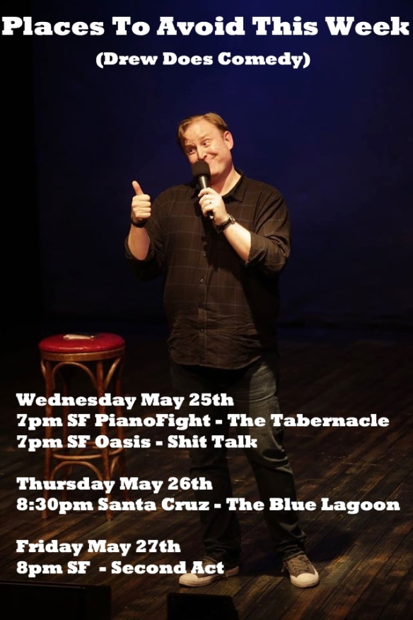 Comedy Week May 25th